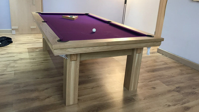Le'Gets 2 Pool Diner Table
