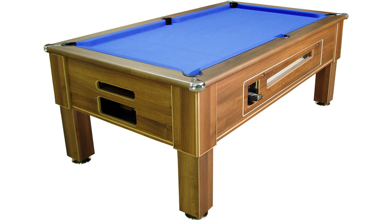Primo Coin Op Pool Table