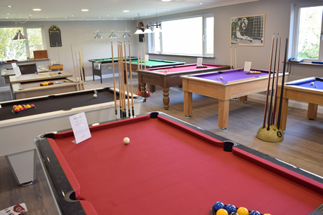 Home Pool Tables