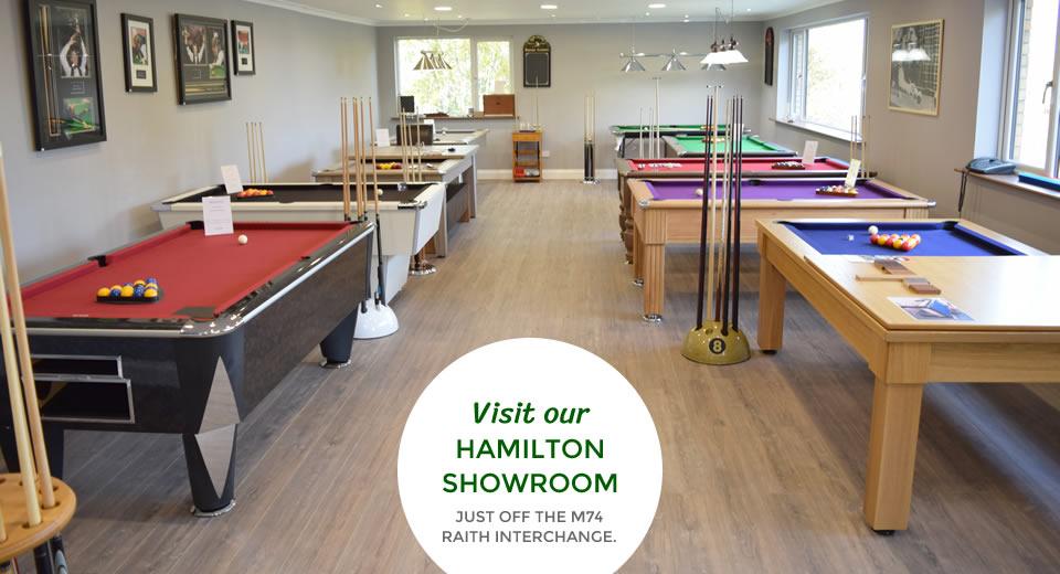 Superb Pool Table Showroom Hamilton Glasgow Scotland Home Download Free Architecture Designs Embacsunscenecom
