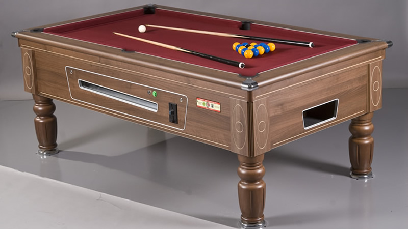 Heywood Supreme Prince Pool Tables