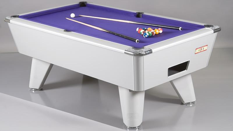 Heywood Supreme Winner Pool Tables