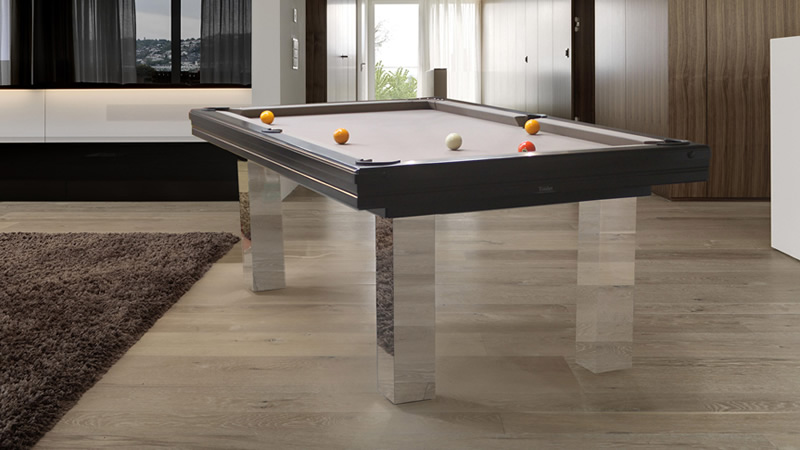 Toulet Miroir Pool Table